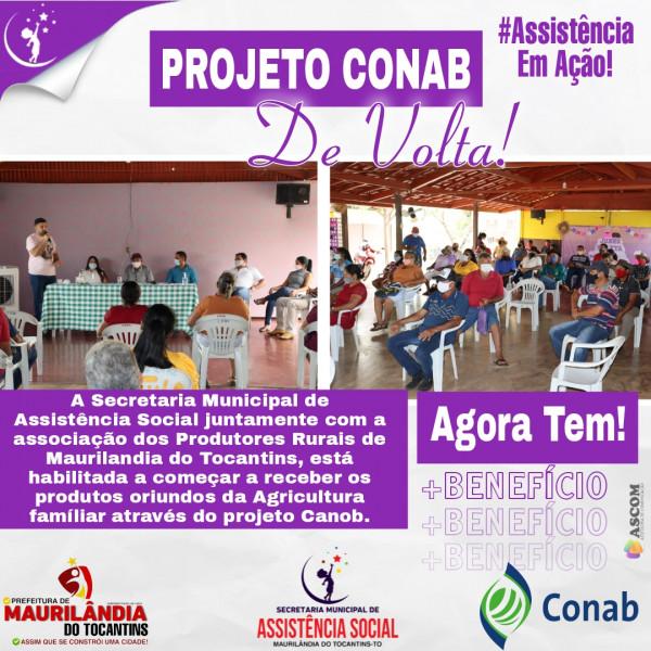 Projeto Conab de Volta!