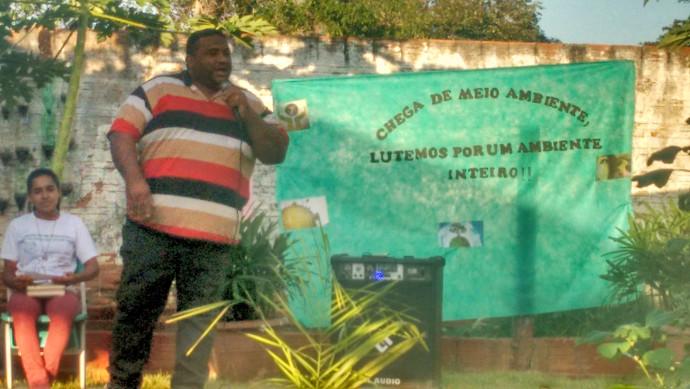 Conscientização da Poluição no Município de Maurilândia do Tocantins